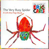 英語の絵本『The Very Busy Spider』