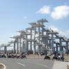 富津岬から横須賀は近いんですね20180311