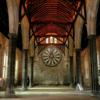 アーサー王の円卓があるイギリスのウィンチェスターの観光 グレート・ホール