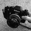 Nikon F3 漁港散歩