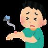 赤ちゃんの虫刺され!予防と対処法