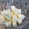 日本酒と結婚すべきおつまみ。チャンジャ&クリームチーズ
