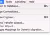 MacでMysql Work Benchを使う。 その2 すでに出来上がったDBからER図を作成する (DBのリバースエンジニアリング)