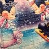 【プレ花嫁】結婚式のウェルカムボードに*ジクソーパズルが簡単でかわいくておすすめ*ディズニーピュアホワイトジグソーパズル