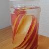 焼酎の漬け込み酒をつくってみた その11「ふじりんごの焼酎①」