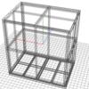 【DIY用自作防音室#4】分解・運搬OK!賃貸DIYに特化した防音室を作りたい(設計・必要部材・木取りの紹介編)