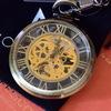 機械式懐中時計(手巻き)買ってみた