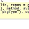 Rプログラミング入門 5回目