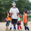 いっしょにサッカーしませんか(1年生・幼稚園)