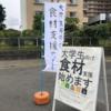 若者向け食材の配布報告!