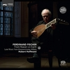 F.Fischer: From Heaven on Earth - Lute Music from Kremsmunster Abbey / フーベルト・ホフマン (2017 SACD)