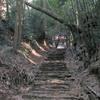 古保利薬師の階段