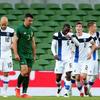 UEFA ネーションズ・リーグ第 2 戦: アイルランド 0 – 1 フィンランド