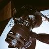 Canon Kiss X7を持って草津温泉