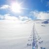 冬の三段山初登頂!頂上からのパウダーランはマジやばかった!(動画あり)