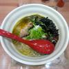 【今週のラーメン1206】 麺場voyage (東京・蒲田) ラーメン