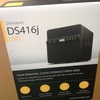 JustPurchased: Synology DS416j