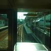富山駅で455系に出会う^^…2014年北陸本線