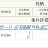 8月3日 VYM 定期買付