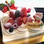 【2018年版】大田区でクリスマスケーキを買おう!ネット予約も可能なケーキ屋さん3選