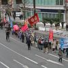 辺野古新基地建設反対1.28新宿デモ