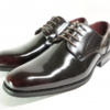 【合皮って手入れできるの?】合皮の革靴の特徴と磨き方。