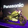 ● パナソニック、ハーレーが市販する電動バイクのコネクテッドサービスを初公開…CES 2019