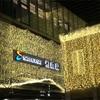 横浜駅西口イルミネーション 今年は力が入っています。