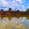 【カンボジア女子一人旅】雨季の観光の楽しみ方は?「(゚ペ)