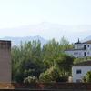 シェラ・ネバダ山脈を少し見た
