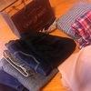 断捨離した服は買取に出す派。今回得た金額は550円でした。
