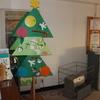 クリスマス会の準備