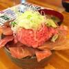 【閉店】「新函館市場」のまぐろ食べ放題