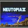 PCエンジンmini日記 ニュートピア2:ゲームはあんまり変わってないが、フォントが変わってて最初違和感があった