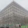 パリの建物1つにフォーカスした建築物写真の宿題