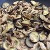 茄子と豚肉のマヨポン炒め