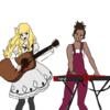 【アニメ】2人の少女が音楽で起こす奇跡の7分間「キャロル&チューズデイ」