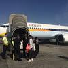 インド デリーからインドの航空会社 Jet Airwaysでネパール カトマンズ空港へ!@カトマンズ
