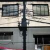 壁の影(写真日記/写真日記街角)
