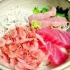 生桜えびに釜揚げしらす、静岡ならではの海鮮丼