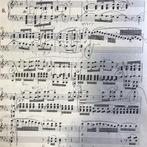 ベートヴェン 悲愴 第一楽章練習 弱弱な気持ちは無くす。