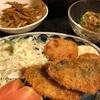 独身自炊飯! アジフライ中心メニュー&「アジフライのこだわり」の食べ方!?