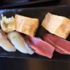 JAL 成田空港国際線ファーストクラスラウンジの寿司がパワーアップ
