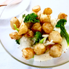 【菊芋(キクイモ)のグリルサラダ】いろいろなレシピを試して気づいたおいしさ