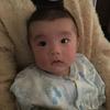 生後四ヶ月の息子