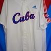 カルロス・タバレスのキューバ実使用ユニフォーム