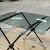 リヤガラス熱線補修