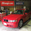 BMW(E46) ATF交換。(神戸)