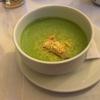 メキシコ メリダ  お勧めレストラン「La Chaya Maya」スープ、魚介が美味