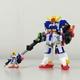 【アイロンビーズ3D】アニメ「機動戦士Ζガンダム」より、MSZ-006 Ζガンダム(大サイズ)